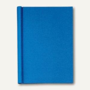 """MAUL Klemmbinder """"Leinen"""", DIN A4, Füllhöhe 2 cm, blau, 6 Stück, 2414237"""