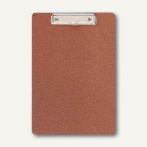MAUL Schreibplatte, Hartfaser-Holz, DIN A4, holz, 10 Stück, 2392070