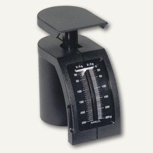 MAUL Federwaage 145, Tragkraft bis 250 g, Teilung 2g, schwarz, 1450290