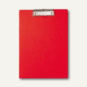 MAUL Schreibplatte mit Folienüberzug, DIN A4, rot, 12 Stück, 2335525