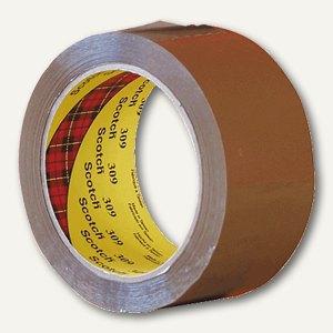 Scotch Packband 309 BOPP, 50 mm x 66 m, braun, 1 Rolle, 309B5066