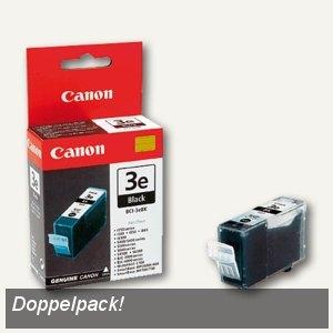 Patrone InkJet BCI-3eBK Twin-Pack