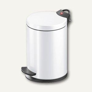 Hailo Tret-Kosmetikeimer T2.4, 4 Liter, Stahlblech, weiß, 0704-425