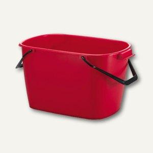 Durable Eimer Bucket, 28 Liter, rot, 1809643080