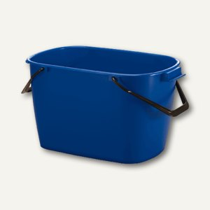 Durable Eimer Bucket, 28 Liter, blau, 1809643040