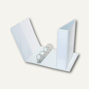 Präsentationsringbuch A5, 4-Ringe, Rücken 35 mm, weiß, 10 St., 16054, 16354