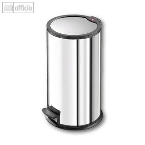 Hailo Tret-Abfallsammler T3.16, 16 Liter, Edelstahl, 0516-022