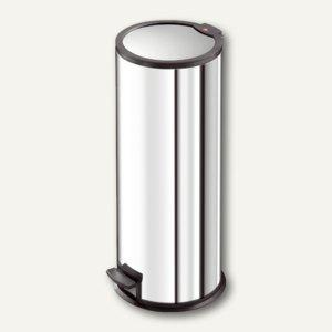 Hailo Tret-Abfallsammler T3.24, 24 Liter, Edelstahl, 0524-022