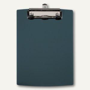 MAUL Schreibplatte Kunststoff mit Bügelklemme, DIN A5, schwarz, 5 St., 2340390