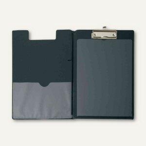 MAUL Schreibmappe, DIN A5, Durchschreibschutz, schwarz, 12St., 2339790