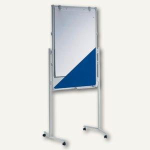 Moderationstafel MAULpro Multi + Zubehör, 75 x 120 cm, Textil/Whiteboard, 63811