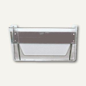 Deflecto Prospekthalter magnetisch, 330x178x102mm, quer, glasklar, DE73101