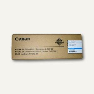 Canon Trommeleinheit C-EXV21, ca. 53.000 Seiten, cyan, 0457B002
