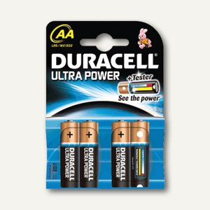 Batterien Ultra Power AA