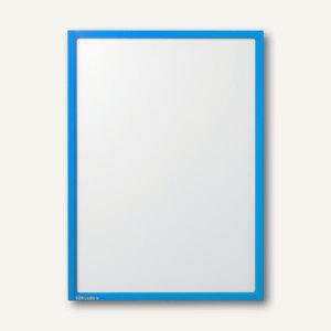 Ultradex Infotasche DIN A1, hoch/quer, magnethaftend, blau, 5 Stück, 899407