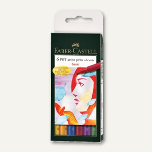 Pinselmaler PITT ARTIST PEN Basic