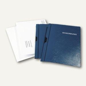 Durable Bewerbungs-Set DURACLIP, dunkelblau, 12 Sets, 2249-07