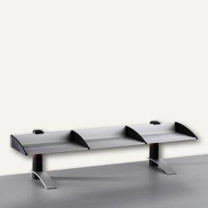Novus BoardMaster 120, Aluminium-Regal 120cm, freistehend, anthr., 750+0655+000