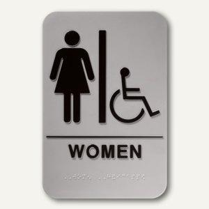 Piktogramm Women (behindert)
