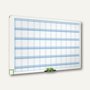 Nobo Ganzjahresplaner Performance, 900 x 600 x 27 mm, weiß, 3048001