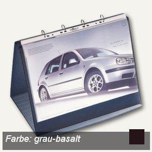 Durable Tisch-Flipchart DURASTAR, A3 quer, basalt, 8569-39