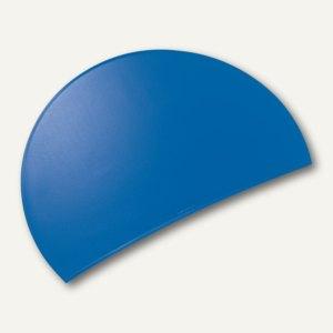 Läufer Schreibunterlage DURELLA RONDO, 50 x 70 cm, adria-blau, 49795