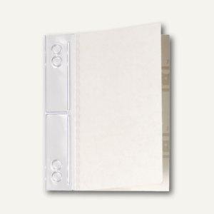 Filefix Abheftstreifen, 60 x 100mm, selbstklebend, transp., 100 St., 8070-19