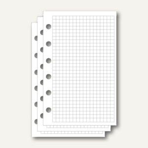 Papiereinlage Kariert A7