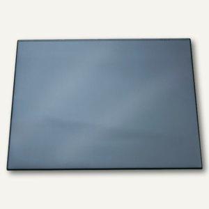 Durable Schreibunterlage 70 x 50 cm, Vollsichtplatte, blau, 5 Stück, 7203-07