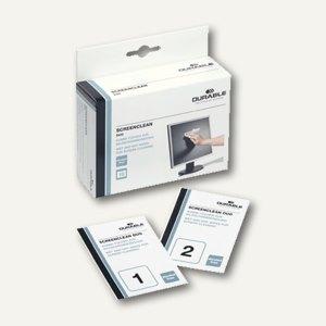 Durable Bildschirmreinigungstücher SCREENCLEAN duo, 50 Stück, 5721-02