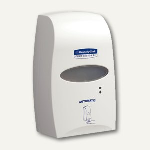 Kimberly-Clark elektronischer Seifenspender, H291.5xB184xT101.6 mm, weiß, 92147
