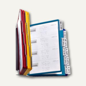 Durable Wandsichttafelsystem VARIO WALL 20, DIN A4, farbig sortiert, 5512-00
