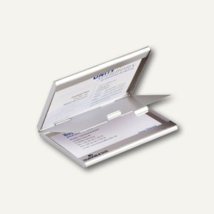 Artikelbild: Visitenkarten-Spender Business Card Box duo