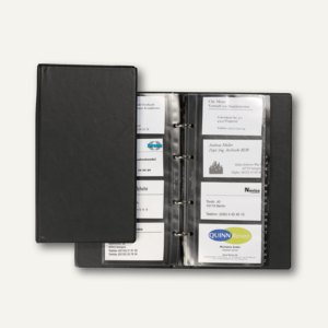 Visitenkarten-Ringbuch VISIFIX Economy