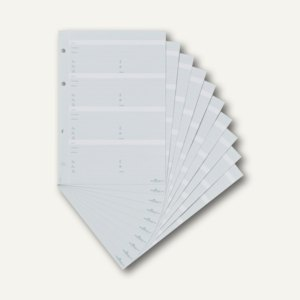 Erweiterungssatz für Telefonringbücher TELINDEX®