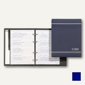 Durable Telefonringbuch TELINDEX, 14.5 x 25.5 cm, dunkelblau, 2375-07