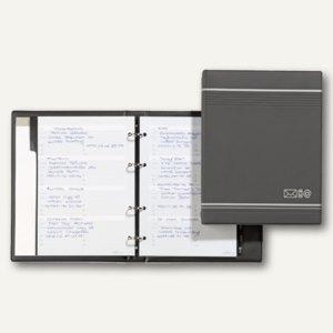 Durable Telefonringbuch TELINDEX, 14.5 x 25.5 cm, anthrazit, 2375-58