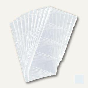 Durable Visitenkarten-Ersatzhüllen für VISIFIX 2382, 30 Stück, 2386-19