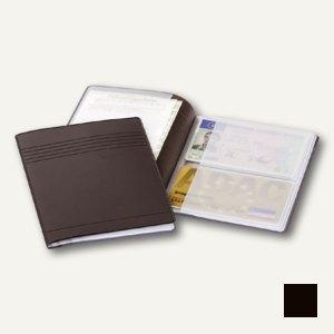 Artikelbild: Ausweishülle m. 4 Taschen f. Ausweise u. Karten