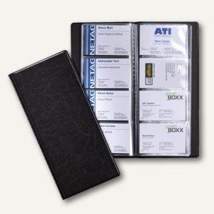 Visitenkarten-Album VISIFIX für 192 Visitenkarten