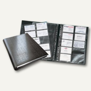Artikelbild: Visitenkarten-Ringbuch VISIFIX centium A4