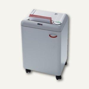 Ideal Aktenvernichter 2360 MC, Partikelschnitt 0.8x12 mm, perlgrau, 23608111