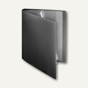 FolderSys Soft-Sichtbuch DIN A4, incl. 40 Hüllen, schwarz, 20 St., 2580430
