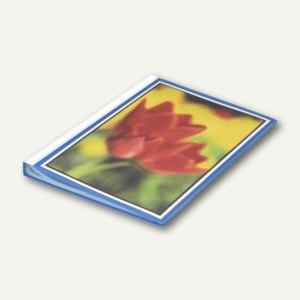 FolderSys Präsentations-Sichtbuch DIN A4, incl. 10 Hüllen, blau, 20 St, 2581140