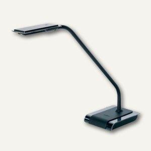 unilux LED Energiespar-Tischleuchte SENSATION, dimmbar, schwarz, 100340449
