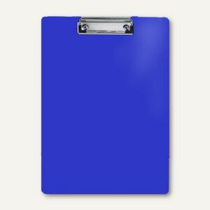 officio Klemmbrett PP DIN A4, blau, 30 Stück, 8090140