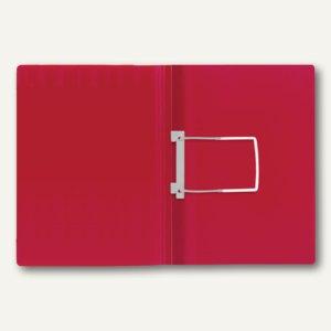 FolderSys Multi-Hefter A4, PP, rot, 30 Stück, 1100480
