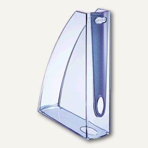 Stehsammler Allura, Kunststoff, 311 x 264 x 75 mm, kristall blau, 5201-00-05