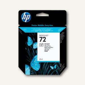 HP Tintenpatrone Nr. 72, 69 ml, schwarz Foto, C9397A
