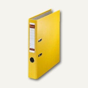 Bene Ordner DIN A4, Rückenbreite 45 mm, gelb, 291600 GE